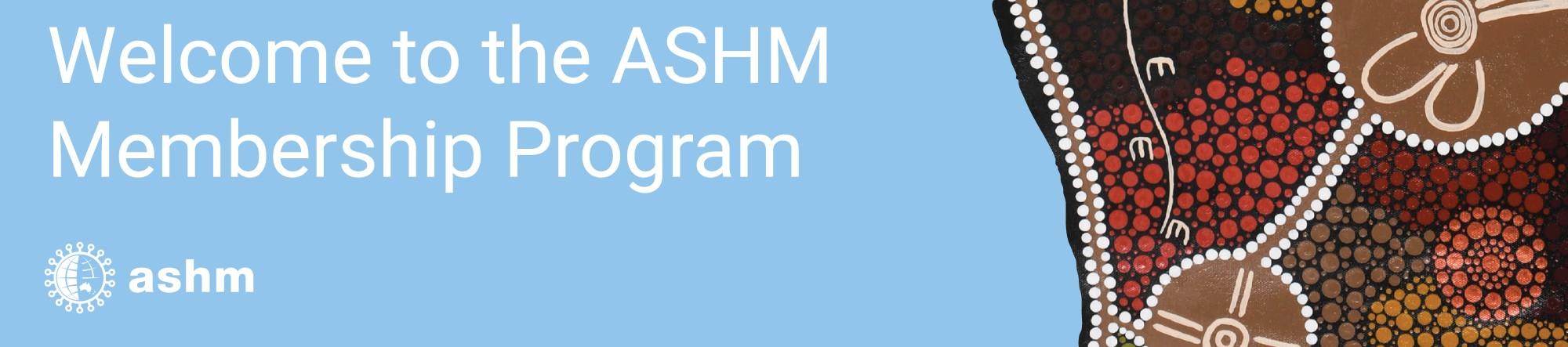 ASHM Membership