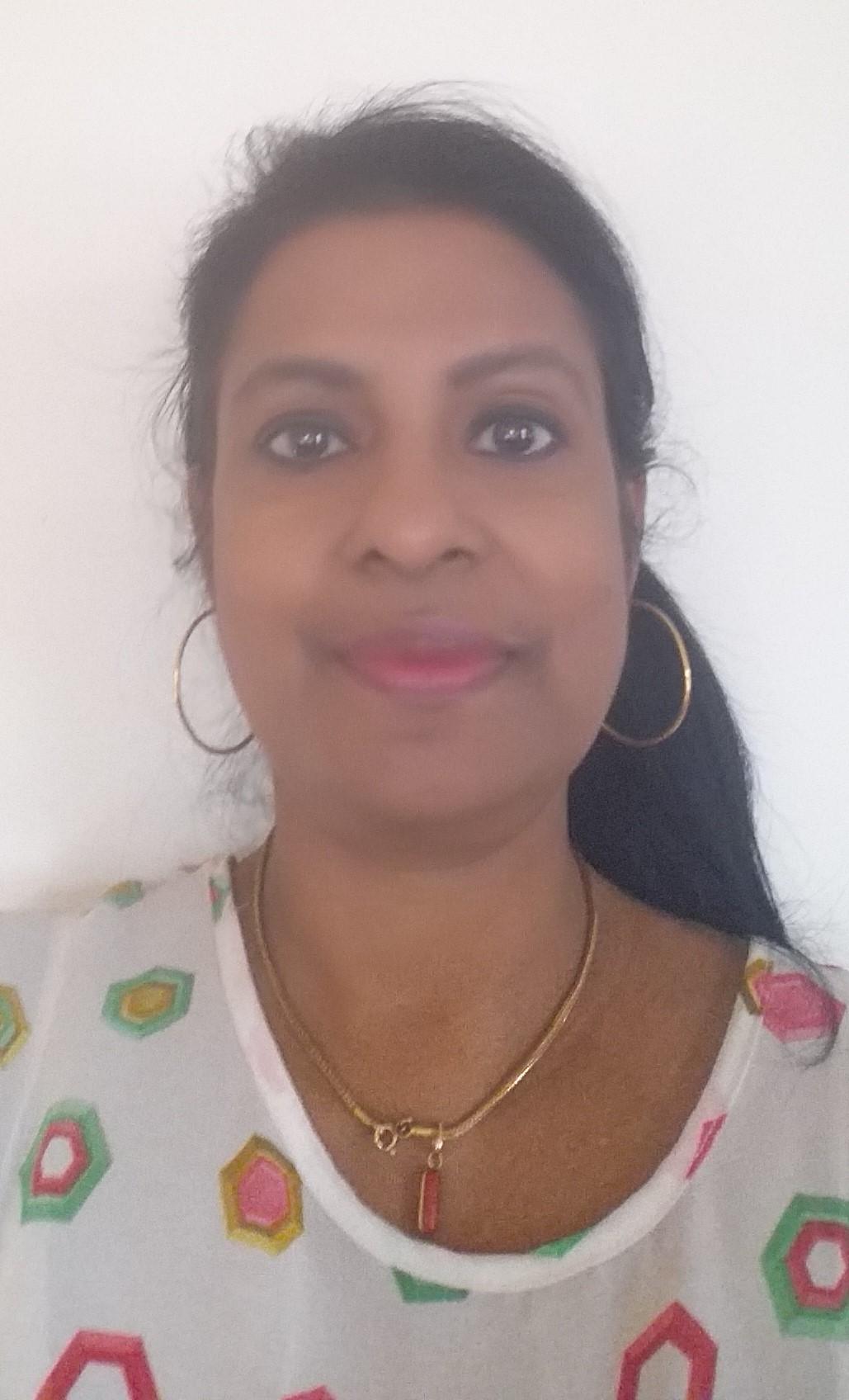 Mekala Srirajalingam
